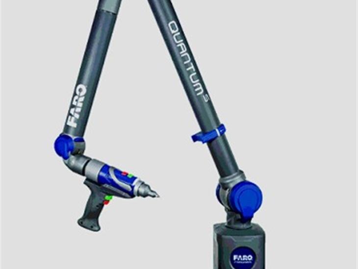 Nuovo Braccio di misura Faro Quantum S 2,5mm 7 Assi - CAM2