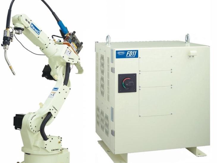 Leggi news | Nuovo Impianto di saldatura Robotizzata