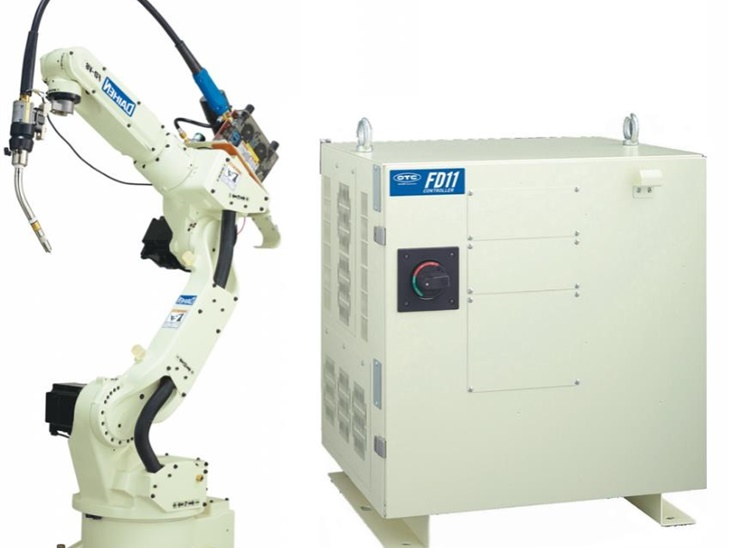 Nachrichten lesen | Nuovo Impianto di saldatura Robotizzata