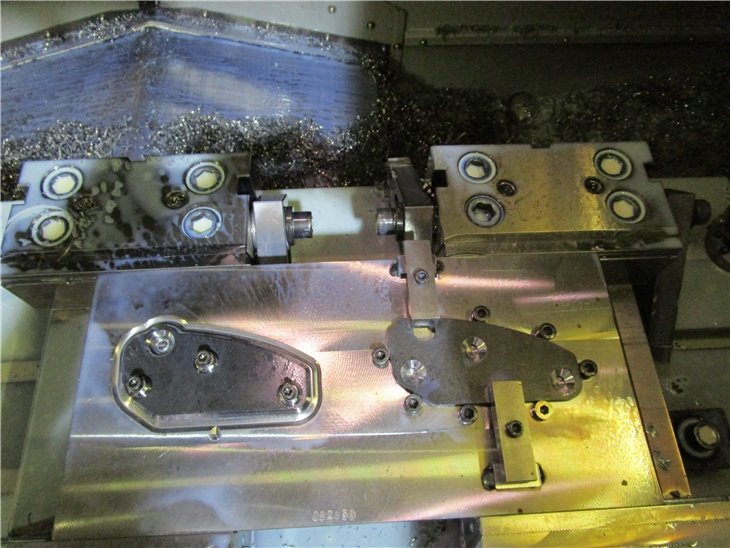 CNC Mechanical Machining